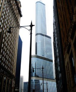 Chicago Skyline – Trumped!