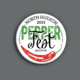 The official pepperfest 2013 logo