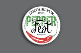 The official pepperfest 2013 logo